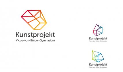 "Logo ""Kunstprojekt"""