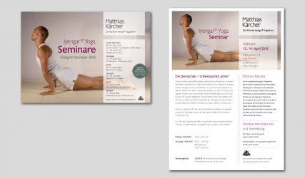 Yoga-Seminare – Informationsblätter